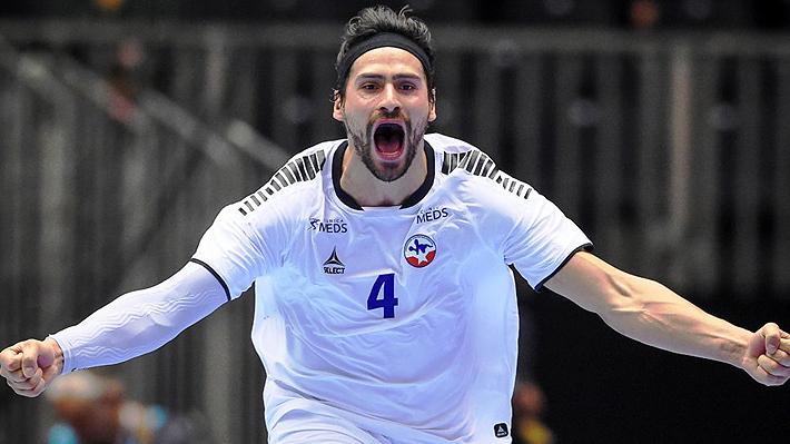 Chile logra un histórico triunfo ante Austria en el Mundial de Balonmano y sueña con clasificar