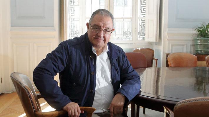"""Huenchumilla: Es un error """"haberle entregado a Carabineros la solución de un problema político"""" en La Araucanía"""