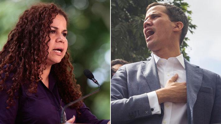 "La dura amenaza de una ministra de Maduro al presidente del Parlamento: ""Guaidó, ya te acomodé la celda"""
