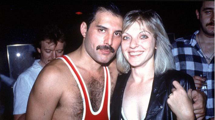 """La millonaria suma que recibirá la ex novia de Freddie Mercury tras el éxito de la película """"Bohemian Rhapsody"""""""