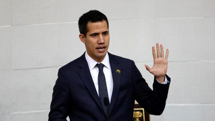 Esposa de Juan Guaidó, presidente de la Asamblea Nacional de Venezuela, denuncia que fue detenido