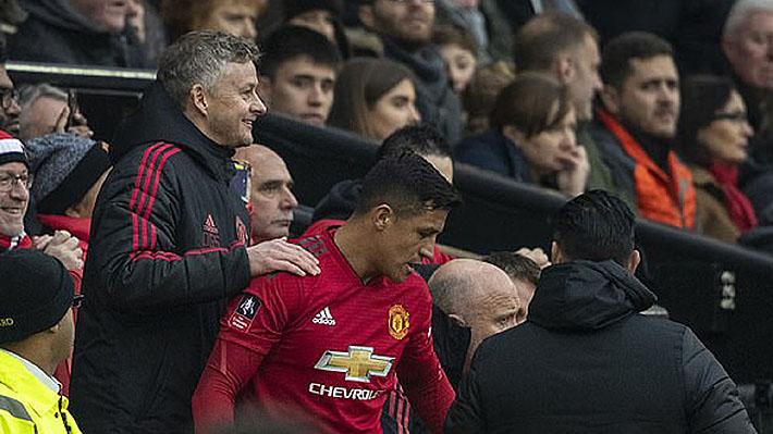 DT del United explica el grado de la lesión de Alexis y entrega los plazos para su recuperación