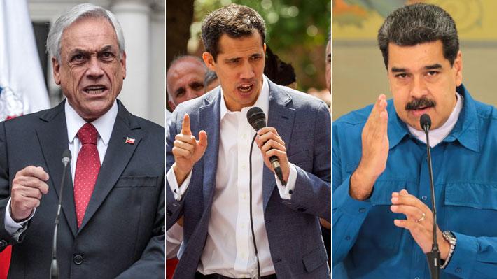 Gobierno de Chile condena detención de Juan Guaidó y reitera su apoyo a la Asamblea Nacional de Venezuela