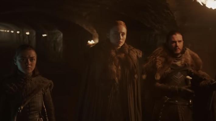 """Liberan teaser de la temporada final de """"Game of Thrones"""" y anuncian fecha definitiva de estreno"""