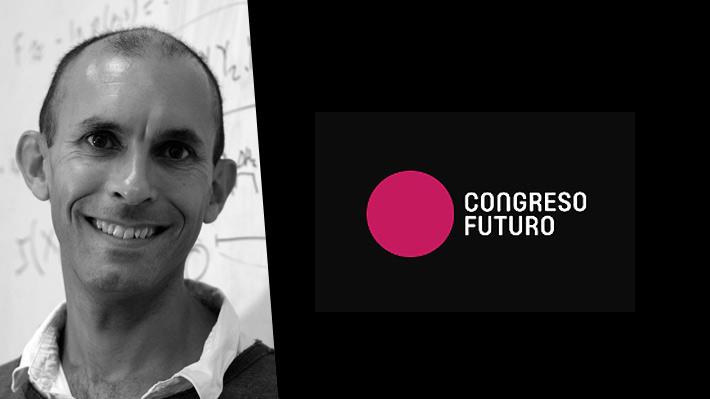 """Anil Seth en el Congreso Futuro: """"El cerebro es una máquina de predicción"""""""