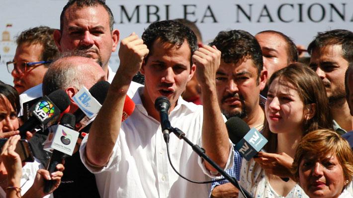 Tras irrupción de Juan Guaidó: ¿En cuánto cambia la situación política de Venezuela?