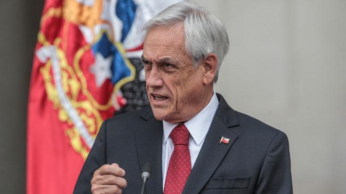 """Piñera y cambios a Ley de Inclusión: """"Van a dar más voluntad y flexibilidad para los que están en la industria de la educación"""""""