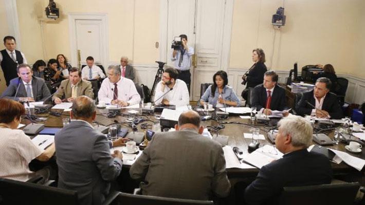 Primera sesión de comisión investigadora por caso Catrillanca: Acuerdan oficiar a ex Presidenta Michelle Bachelet
