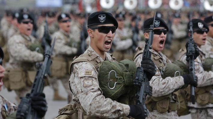 Por fraude al fisco: Corte Marcial confirma condena a dos retirados suboficiales del Ejército