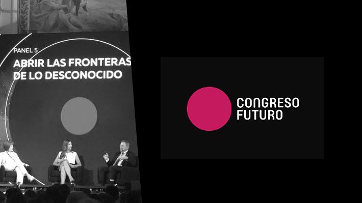 Abrir fronteras a lo desconocido: La charla del Congreso Futuro que acercó a la ciudadanía al espacio