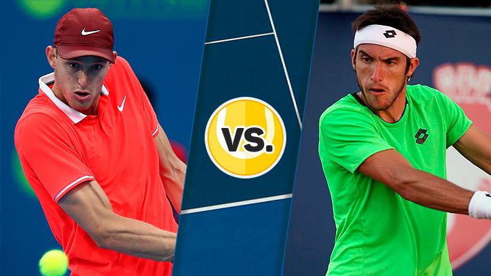 Repase la caída de Jarry ante Mayer en el Australian Open