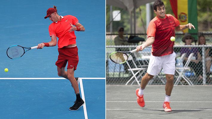 Qué se viene para Jarry y Garin tras caer en la primera ronda de singles del Abierto de Australia