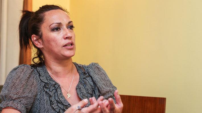 """Marisela Santibáñez ofrece disculpas tras polémicos dichos sobre Jaime Guzmán:  """"Jamás he validado la violencia"""""""