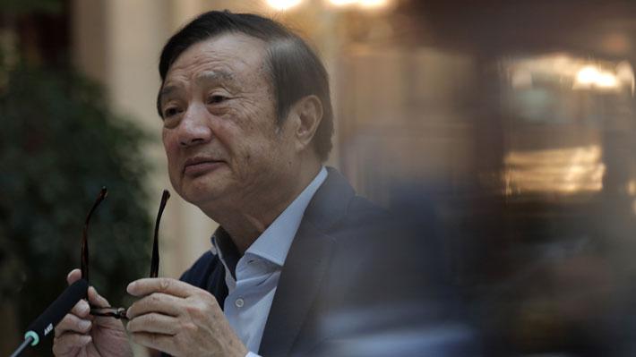 """Fundador de Huawei niega espionaje: """"Nunca recibimos petición del Gobierno para proporcionar información indebida"""""""