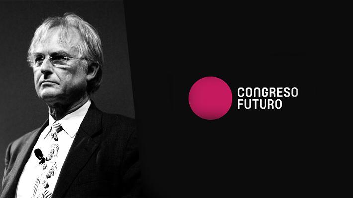 Richard Dawkins en Congreso Futuro: Selección artificial y las chances que tenemos de sobrevivir