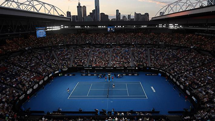 Avanzan Djokovic, Wawrinka y un sufrido Thiem: Resultados de la última jornada de primera ronda del Abierto de Australia