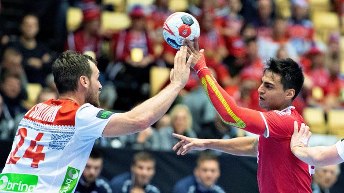 Chile cae ante Noruega y se aferra a una mínima opción para seguir avanzando en el Mundial de Balonmano