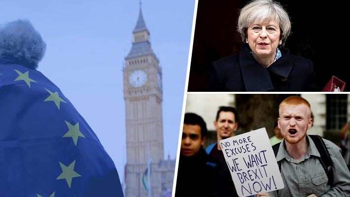 Desde el referéndum al rechazo del Parlamento británico: Las fechas que han marcado el proceso del Brexit