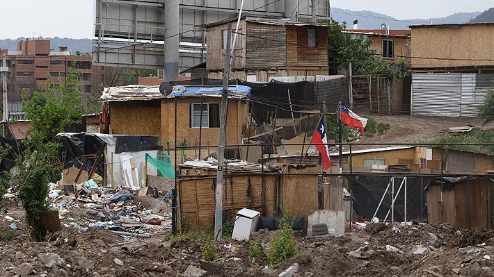Informe Cepal sobre pobreza en Latinoamérica: Chile reduce su porcentaje a un 10,7%