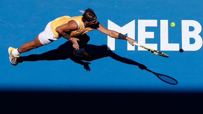 Federer y Nadal siguen firmes y ya hubo una gran sorpresa: Los resultados de la jornada en el Abierto de Australia