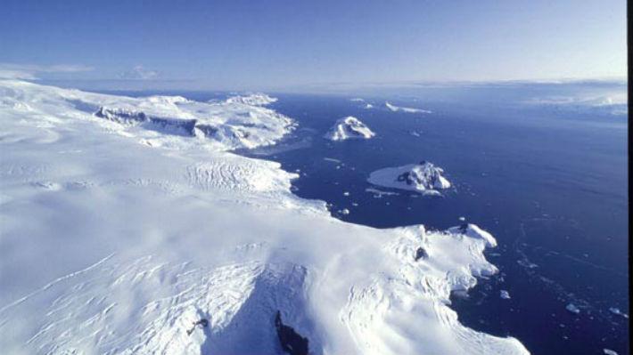 La pérdida de hielo en la Antártica ha aumentado en seis veces según los índices de hace 40 años