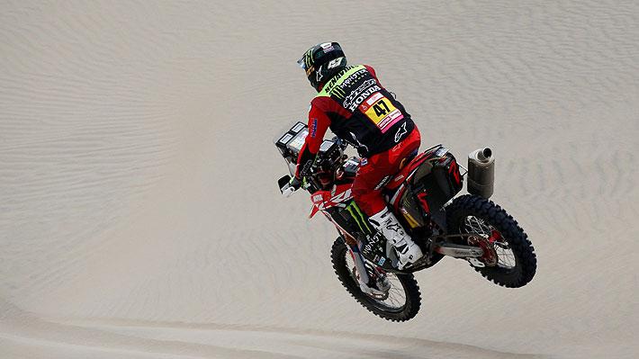 Otra polémica en el Dakar: Penalizan con 3 horas a piloto argentino por intentar hacer trampa