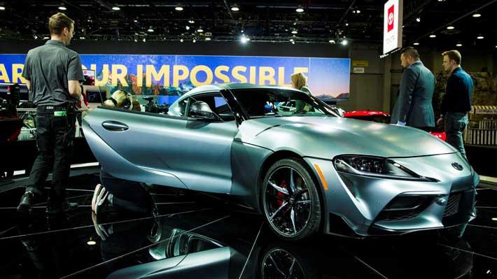 ¿Los Auto Show se quedaron sin show? Detroit y otros salones se reorganizan para sobrevivir