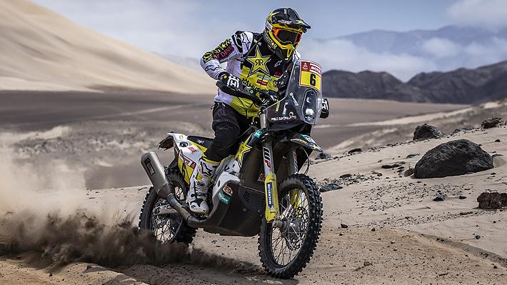 Quintanilla recorta sólo un segundo a Price y la última etapa será de infarto en el Dakar