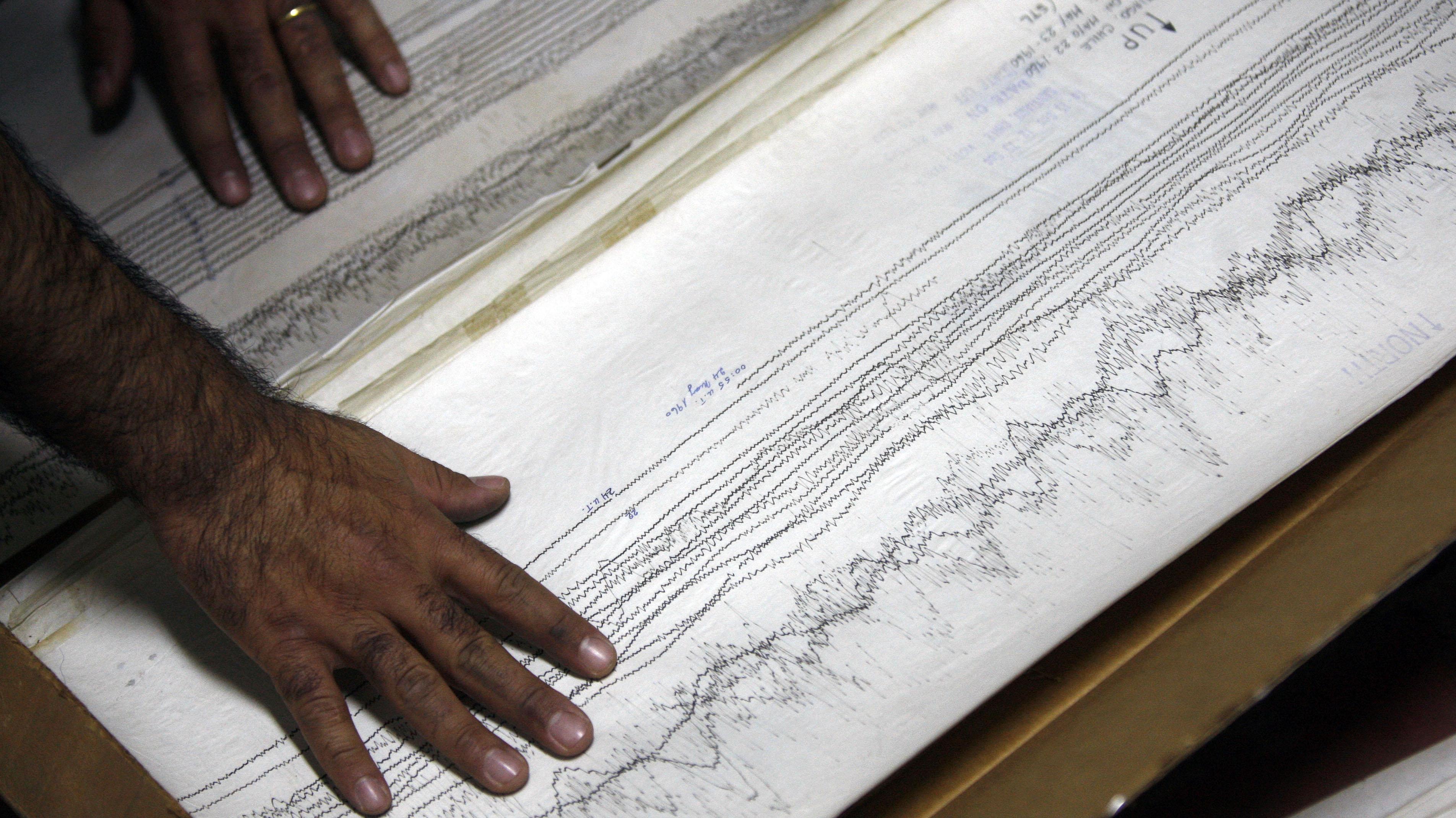 Centro Sismológico Nacional informó que en 2018 se percibieron 848 sismos menos que en 2010