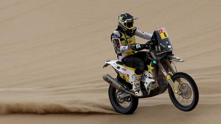 Quintanilla avisa que atacará con todo  en la última etapa del Dakar este jueves