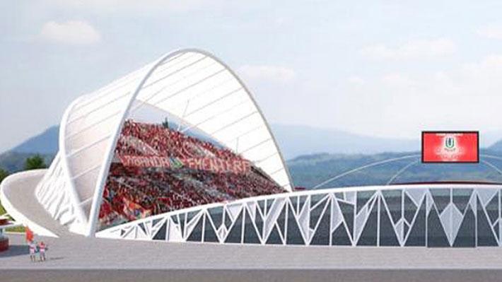 El innovador diseño del nuevo estadio de La Calera tendría un costo de $9 mil millones