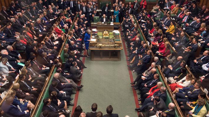 """Parlamento británico votará sobre el """"plan B"""" del Brexit el próximo 29 de enero"""