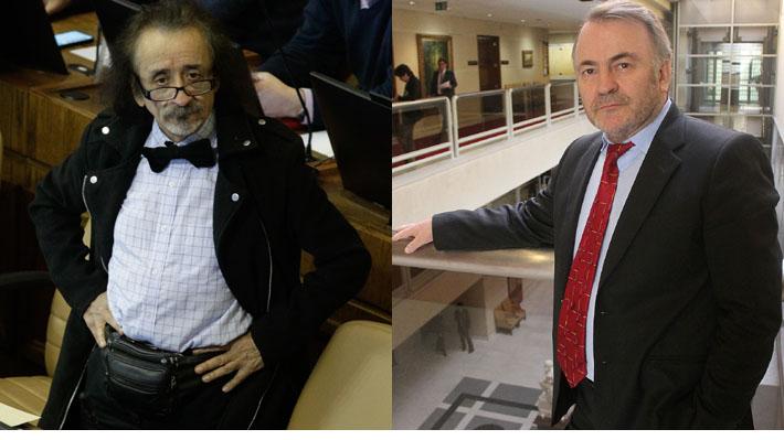 """Florcita Alarcón reprocha al PR y a la DC por votar """"para el Gobierno"""" y Pepe Auth lo tilda de """"estalinista"""""""