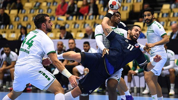 Chile asegura su mejor participación histórica en un Mundial de Balonmano y va por más