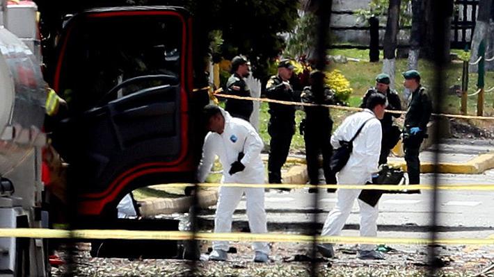 Víctimas de atentado en Colombia deberán ser identificadas con pruebas de ADN debido a magnitud del impacto