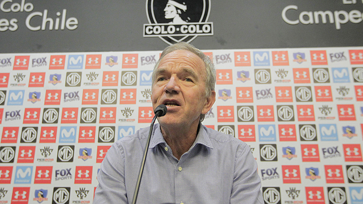 Colo Colo le pone presión a Juan Carlos Gaete y descarta opción de Matías Fernández