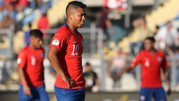 """La """"Roja"""" Sub 20 rescata un decepcionante empate ante Bolivia en su debut en el Sudamericano"""