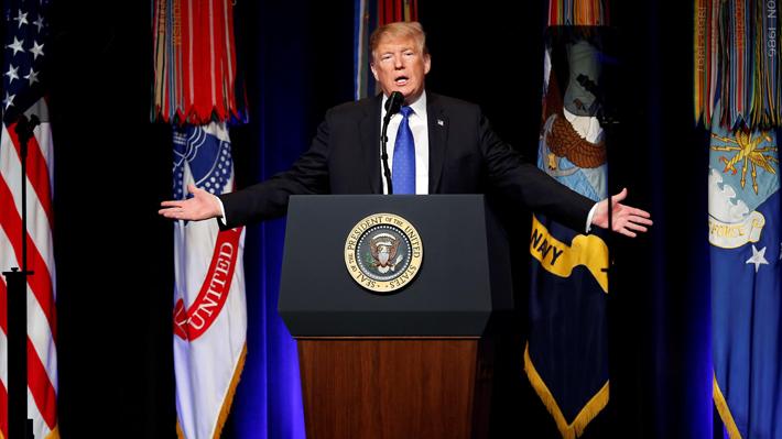 Trump habría pedido a su abogado mentir al Congreso sobre negocio ruso
