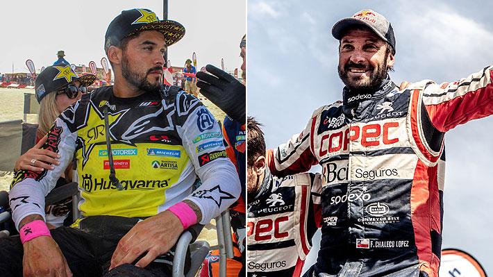 Un campeón, un debutante en el top ten y siete abandonos: Cómo les fue a los 18 chilenos en el Rally Dakar 2019