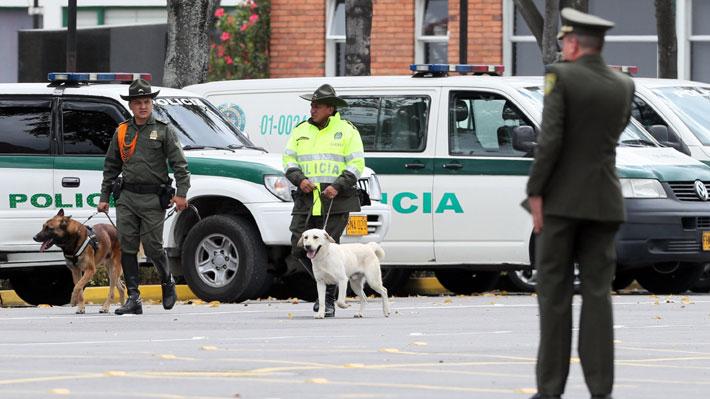 Detienen en Colombia a hombre que estaría involucrado con el atentado en Bogotá