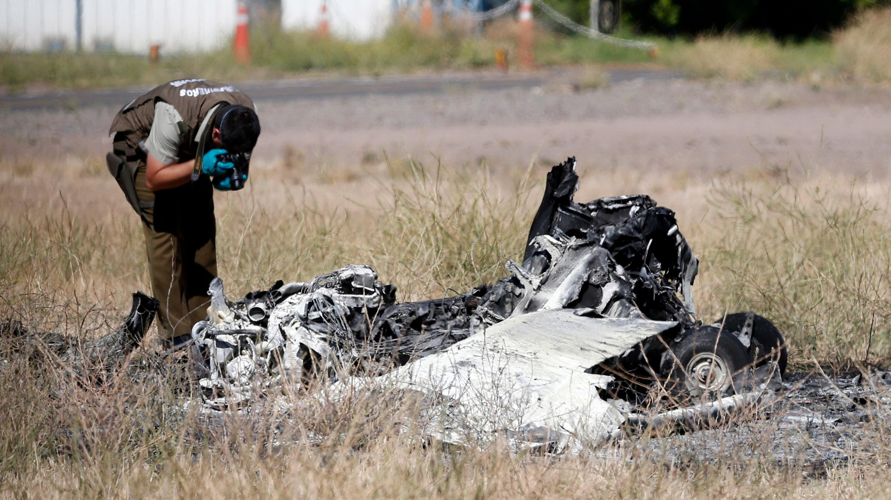 Alcalde de La Reina critica a empresas de instrucción aérea por nuevo accidente en aeródromo de Tobalaba