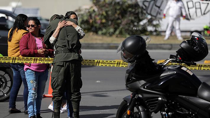 Gobierno de Colombia afirma que el ELN está detrás del atentado en Bogotá