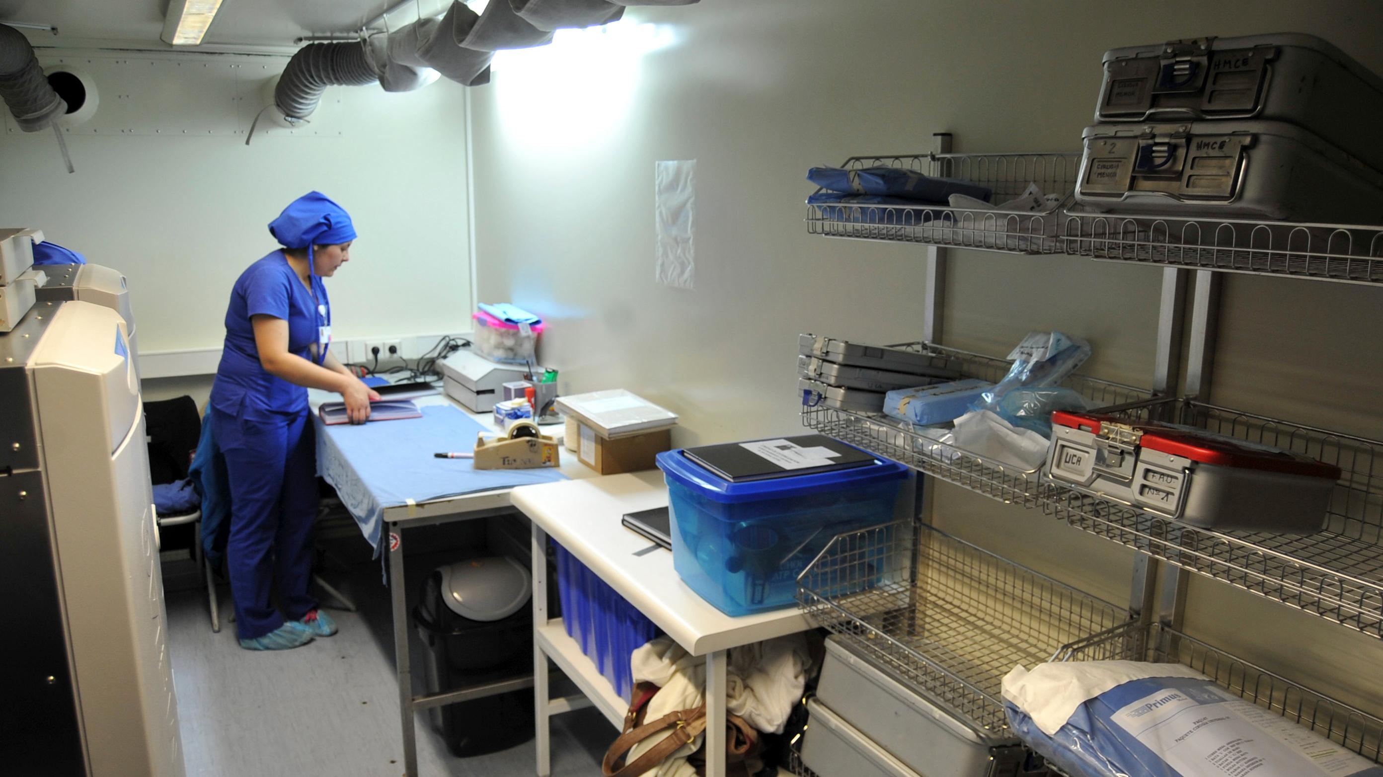 Hospital San Borja deberá pagar millonaria indemnización a paciente que se infectó tras operación