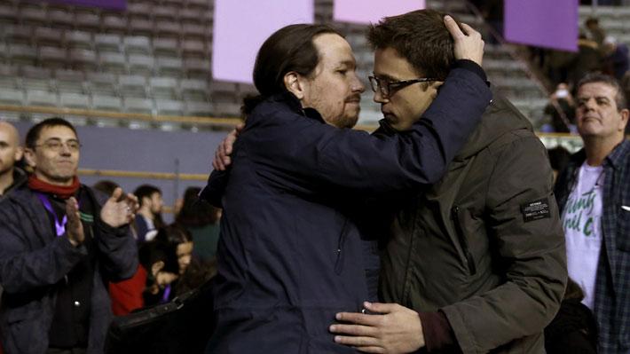 Crisis en Podemos: Las disputas que marcan el quiebre entre sus líderes Pablo Iglesias e Íñigo Errejón