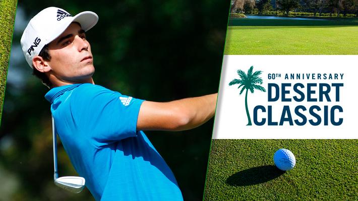 Reviva la actuación de Niemann en la segunda ronda del Desert Classic