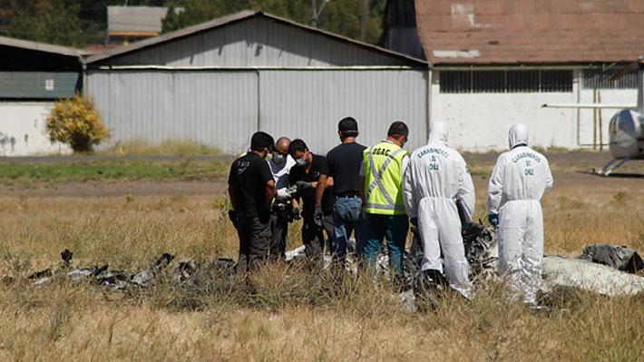 Aeródromo de Tobalaba contradice a alcalde y asegura que accidente no fue producto de un vuelo de instrucción