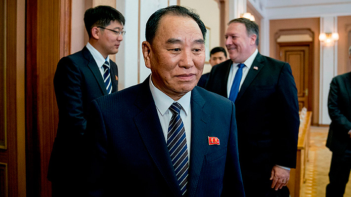 Trump recibe en la Casa Blanca a principal asesor de Kim Jong-un con miras a nueva cumbre bilateral