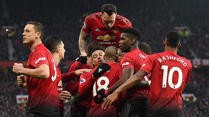 Un imparable United alcanza su séptima victoria en línea de la mano de Solskjaer, aunque Alexis se queda sin jugar