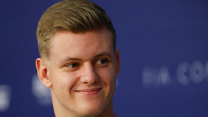 Ferrari ficha al hijo de Michael Schumacher para su academia de jóvenes valores