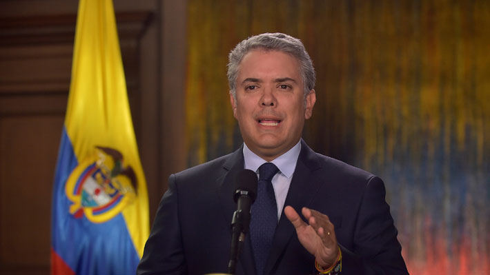 """Presidente colombiano insiste a Cuba en que entregue """"criminales"""" del ELN para hacer justicia tras atentado"""